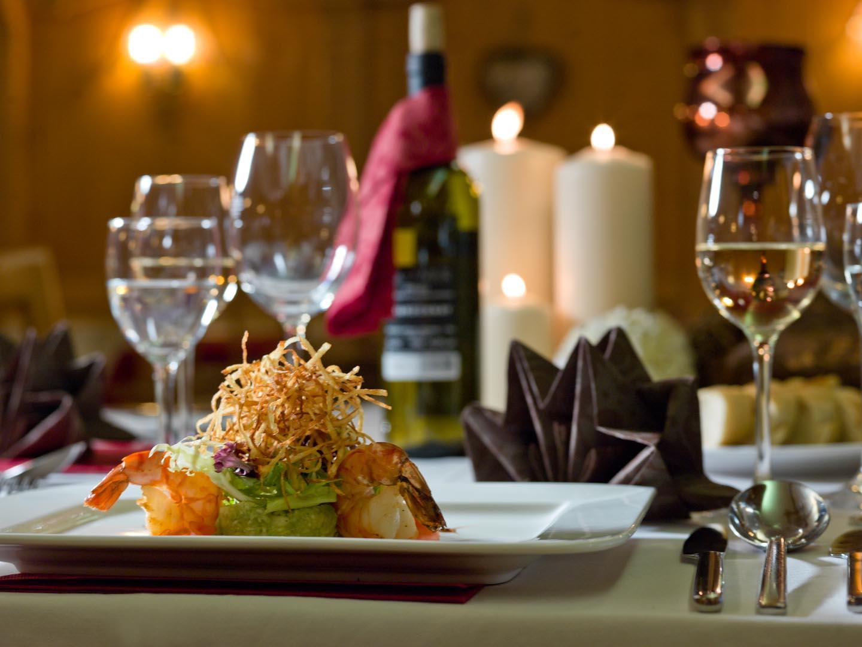 Kulinarische Highlights im Wellnesshotel Bayerischer Wald
