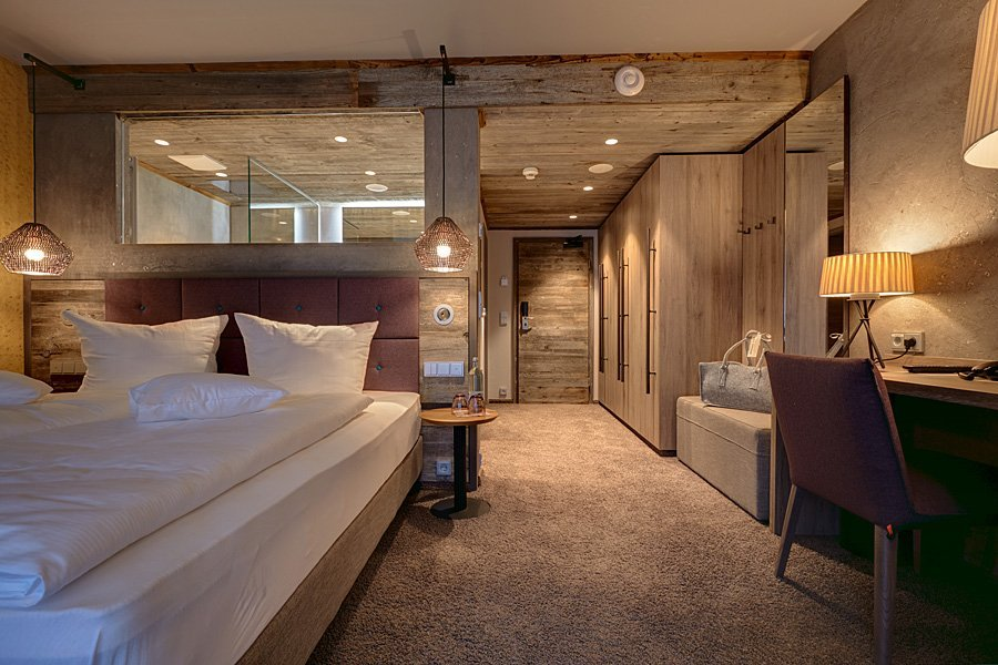 Doppelzimmer Heimatzeit - Wellnesshotel Bayerischer Wald
