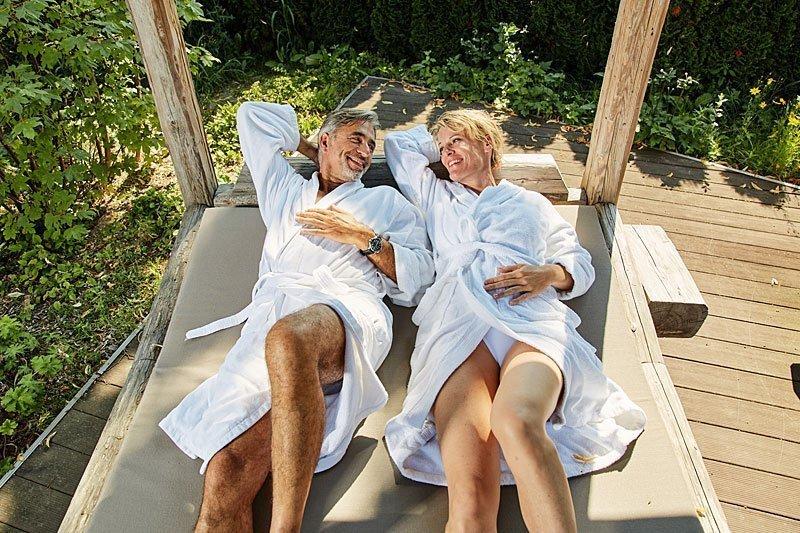 Wellnessurlaub für Paare im 4 Sterne Wellnesshotel - Bayerischer Wald