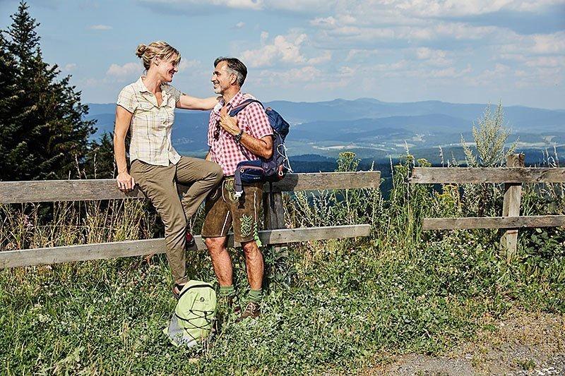 Wanderurlaub Bayerischer Wald
