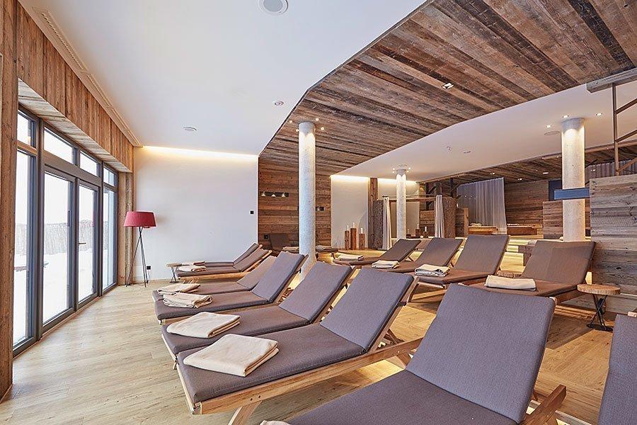 Panoramaruheraum in unserem Wellnesshotel Bayerischer Wald