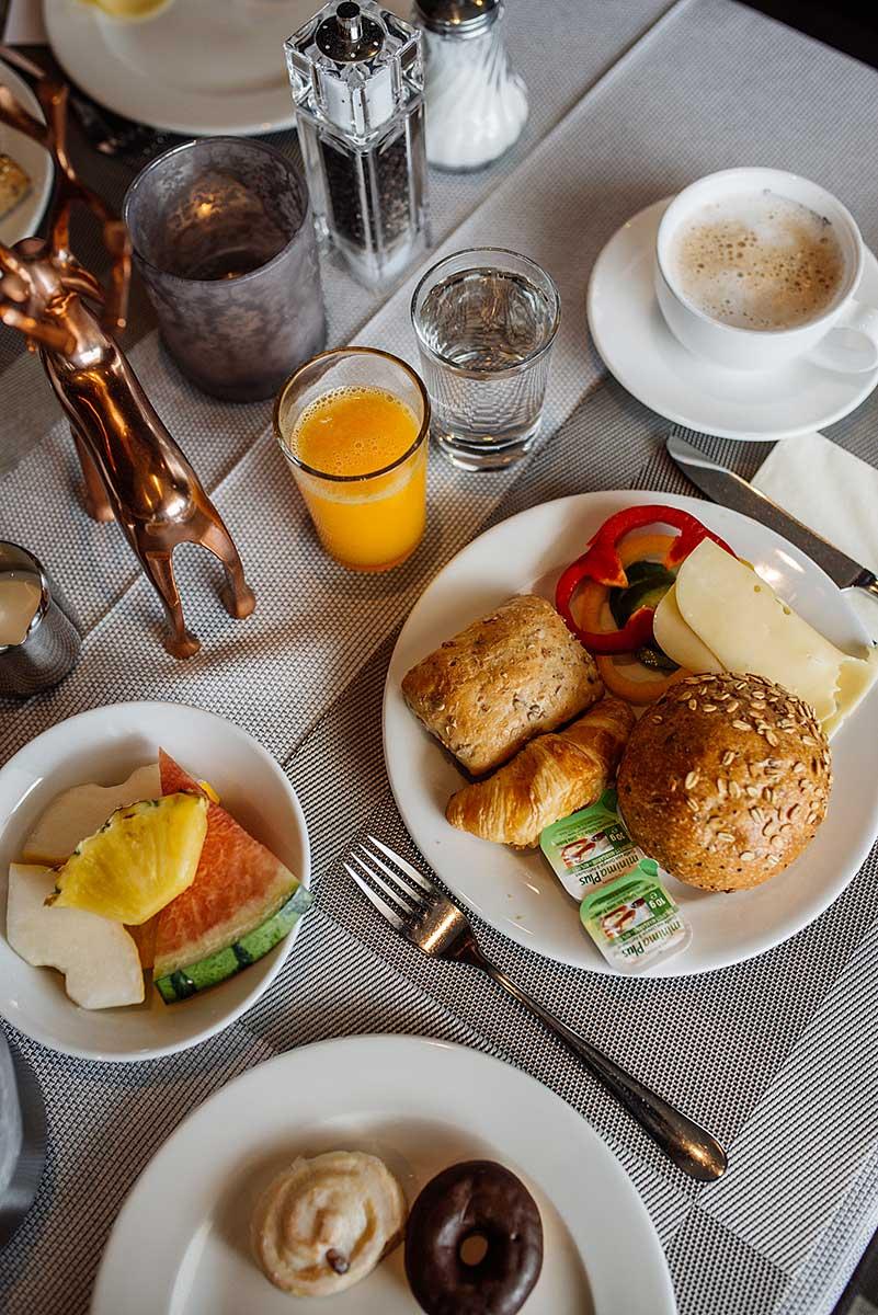 Genießen Sie das Gourmetfrühstück in unserem Wellnesshotel im Bayerischen Wald