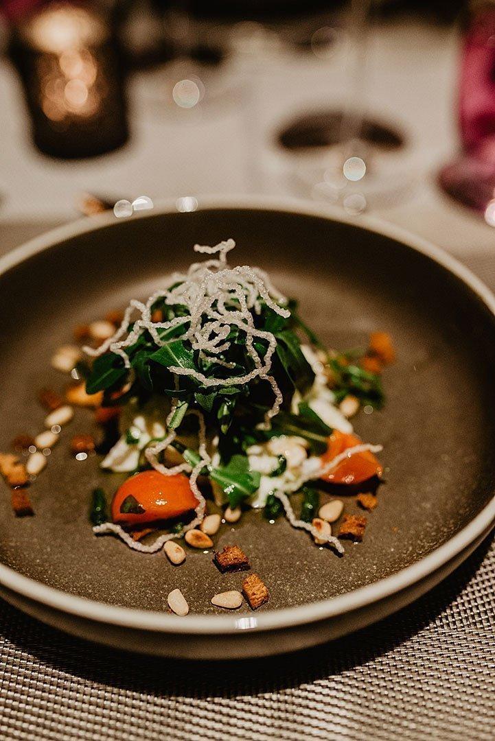 Gourmetküche unseres 4 Sterne Wellnesshotel für Erwachsenen